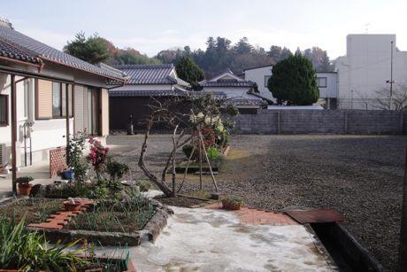 散歩がてらー広い庭.jpg
